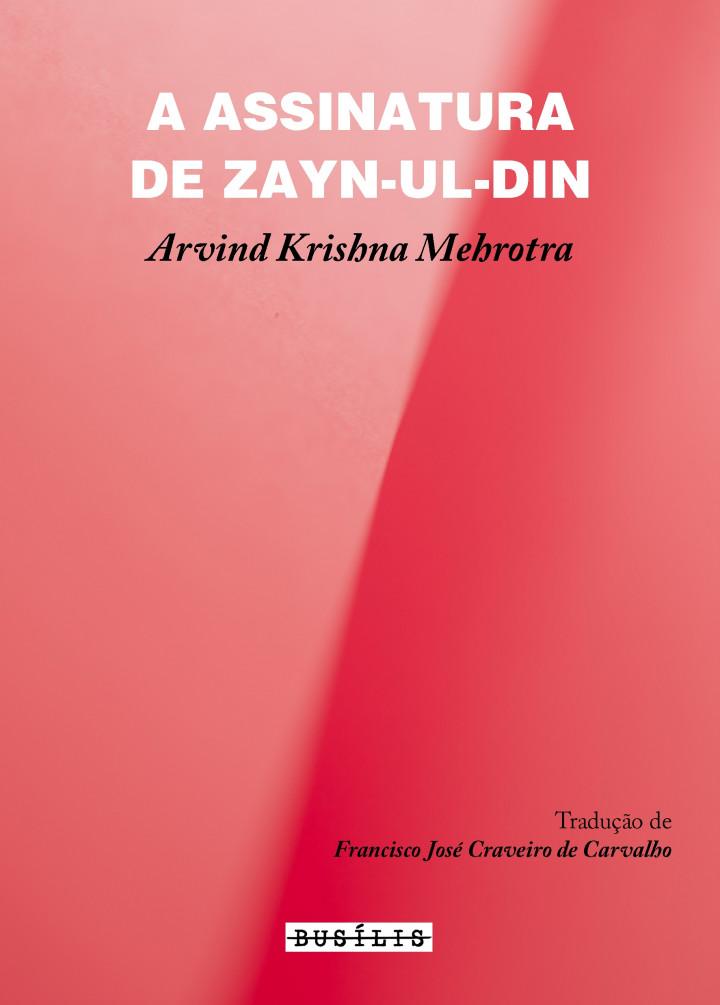 A assinatura de Zayn-Ul-Din