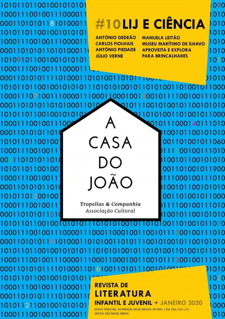 A Casa do João - Revista de Literatura Infantil e Juvenil n.º 10